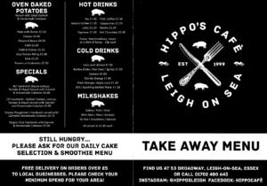 Hippos Menu Thumbnail